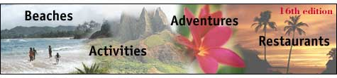 Sample the Kauai Underground Guide